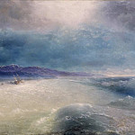 After the storm, Ivan Konstantinovich Aivazovsky
