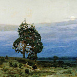 Apollinaris M. Vasnetsov - Twilight. 1889
