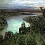 Apollinaris M. Vasnetsov - Northern Territory. 1899