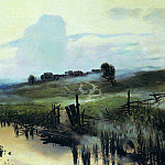 Morning. 1892, Apollinaris M. Vasnetsov