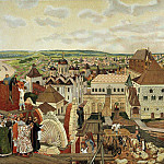 In the Moscow Kremlin, Apollinaris M. Vasnetsov