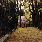Autumn. 1910, Apollinaris M. Vasnetsov