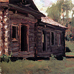 old house, Apollinaris M. Vasnetsov