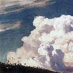 Clouds. 1880, Apollinaris M. Vasnetsov