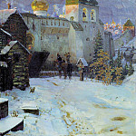 Apollinaris M. Vasnetsov - Old Russian Cities