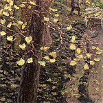 Apollinaris M. Vasnetsov - Fall line. 1910