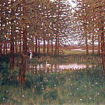 Larch. 1905, Apollinaris M. Vasnetsov