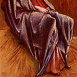 The Virgin, Sir Edward Burne-Jones