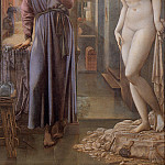 Pygmalion and the Image II The Hand Refrains, Sir Edward Burne-Jones