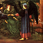 The Heart Of The Rose, Sir Edward Burne-Jones
