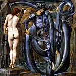 The Perseus Series: The Doom Fulfilled, Sir Edward Burne-Jones