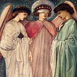 Sir Edward Burne-Jones - #39492