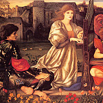 Le Chant d'Amour, Sir Edward Burne-Jones