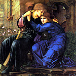 Love Among The Ruins, Sir Edward Burne-Jones