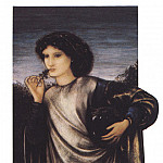 Morgan le Fay, Sir Edward Burne-Jones