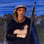 #39490, Sir Edward Burne-Jones