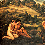 The Garden Of Pan, Sir Edward Burne-Jones