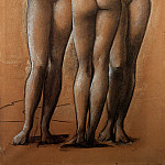 The Three Graces, Sir Edward Burne-Jones