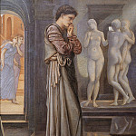 Pygmalion and the Image I The Heart Desires, Sir Edward Burne-Jones