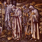 The Star Of Bethlehem, Sir Edward Burne-Jones