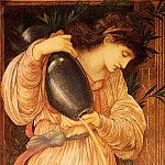 Temperantia, Sir Edward Burne-Jones