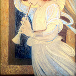 Angel, Sir Edward Burne-Jones