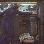 burne6, Sir Edward Burne-Jones