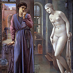 Pygmalion, The Hand Refrains, Sir Edward Burne-Jones