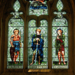 William Scott Luce Window Malmesbury Abbey, Sir Edward Burne-Jones