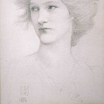 Olive Maxse, Sir Edward Burne-Jones
