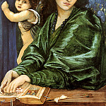 Maria Zambaco, Sir Edward Burne-Jones