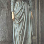 Lady Windsor, Sir Edward Burne-Jones
