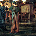 The Mill, Sir Edward Burne-Jones