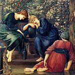 Briar Rose, Garden Court , Sir Edward Burne-Jones