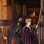 The Wizard, Sir Edward Burne-Jones