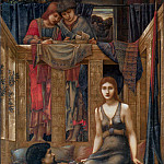 Burne-jones cophetua, Sir Edward Burne-Jones