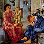 The Lament, Sir Edward Burne-Jones