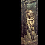 The Depths of the Sea, Sir Edward Burne-Jones