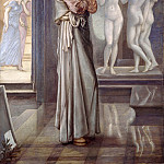 Pygmalion, The Heart Desires, Sir Edward Burne-Jones