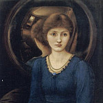 Margaret Burne Jones, Sir Edward Burne-Jones