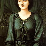 Baronne Deslandes, Sir Edward Burne-Jones