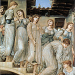 The Golden Stairs, Sir Edward Burne-Jones