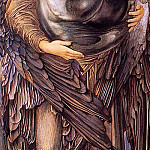 Days of Creation The 1st Day, Sir Edward Burne-Jones