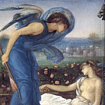 Cupid Finding Psyche, Sir Edward Burne-Jones