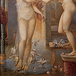 Pygmalion and the Image III The Godhead Fires, Sir Edward Burne-Jones