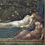 The Briar Rose: The Rose Bower, Sir Edward Burne-Jones