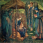 Star of Bethlehem, Sir Edward Burne-Jones