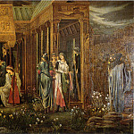 Last Sleep of Arthur in Avalon v2, Sir Edward Burne-Jones
