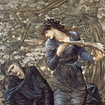 The Beguiling of Merlin, Sir Edward Burne-Jones