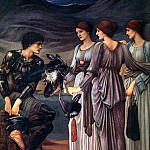 burne jones01, Sir Edward Burne-Jones